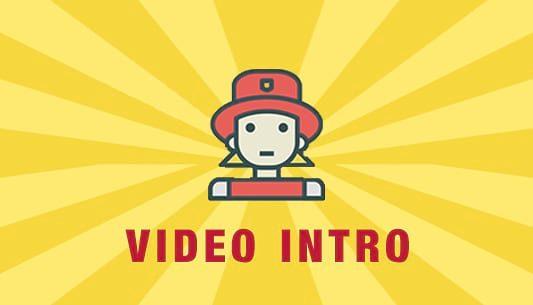 Video Intro Web Cover